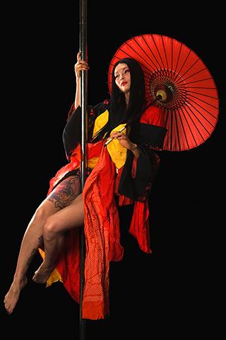 Pole Dance Tokyo Lu