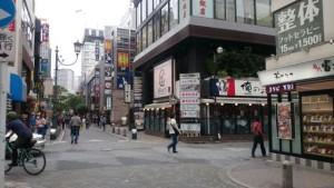Pole Dance Tokyo Access